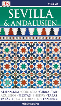 Coverbild Vis-à-Vis Reiseführer Sevilla & Andalusien, 9783734202230