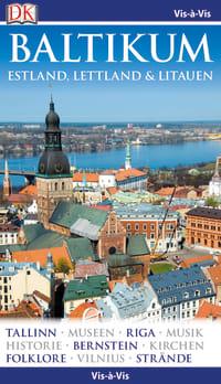 Coverbild Vis-à-Vis Reiseführer Baltikum. Estland, Lettland & Litauen, 9783734202285