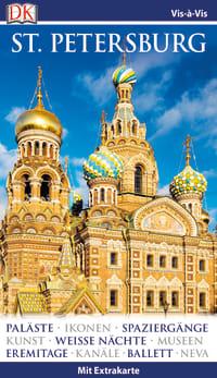 Coverbild Vis-à-Vis Reiseführer Sankt Petersburg, 9783734202315