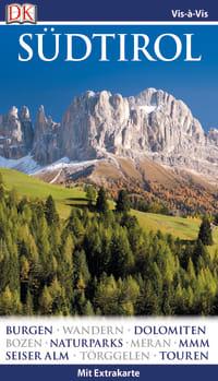 Coverbild Vis-à-Vis Reiseführer Südtirol, 9783734202322