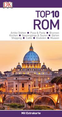 Coverbild Top 10 Reiseführer Rom, 9783734206047
