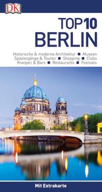Coverbild Top 10 Reiseführer Berlin, 9783734206054