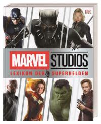 Coverbild MARVEL Studios Lexikon der Superhelden von Bray Adam, 9783831036592