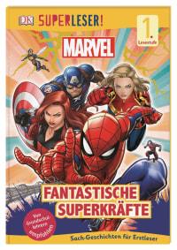 Coverbild SUPERLESER! MARVEL Fantastische Superkräfte von Catherine Saunders, 9783831038688