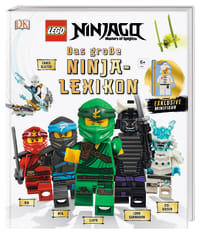 Coverbild LEGO® NINJAGO® Das große Ninja-Lexikon von Hannah Dolan, Arie Kaplan, 9783831037735