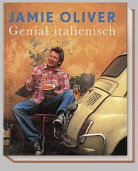 Coverbild Genial italienisch von Jamie Oliver, 9783831008797