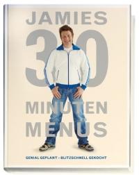 Coverbild Jamies 30 Minuten Menüs von Jamie Oliver, 9783831018345