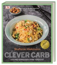 Coverbild Clever Carb von Stefanie Hiekmann, 9783831038664