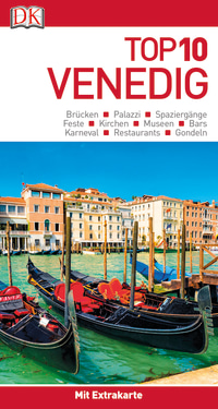 Coverbild Top 10 Reiseführer Venedig, 9783734206092
