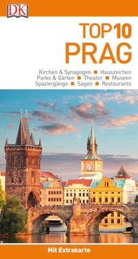 Coverbild Top 10 Reiseführer Prag, 9783734206115