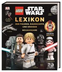 Coverbild LEGO® Star Wars™ Lexikon der Figuren, Raumschiffe und Droiden von Simon Hugo, Jason Fry, Simon Beecroft, 9783831037308