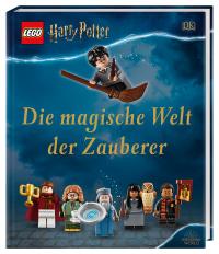 Coverbild LEGO® Harry Potter™ Die magische Welt der Zauberer von Julia March, Elizabeth Dowsett, Rosie Peet, 9783831038732