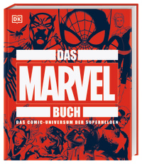 Coverbild Big Ideas. Das MARVEL Buch von Stephen Wiacek, 9783831037810