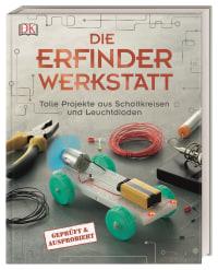 Coverbild Die Erfinder-Werkstatt von Jack Challoner, 9783831039173