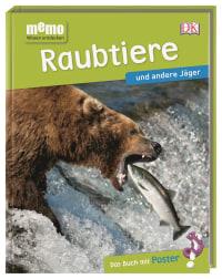 Coverbild memo Wissen entdecken. Raubtiere und andere Jäger von David Burnie, 9783831039241