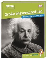 Coverbild memo Wissen entdecken. Große Wissenschaftler von Jacqueline Fortey, 9783831039258