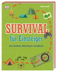 Coverbild Survival für Einsteiger von Colin Towell, 9783831039272