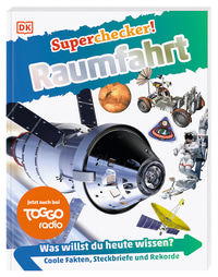 Coverbild Superchecker! Raumfahrt, 9783831039296