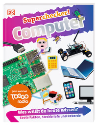 Coverbild Superchecker! Computer von James Floyd Kelly, 9783831039302