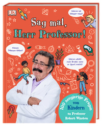 Coverbild Sag mal, Herr Professor!, 9783831039326