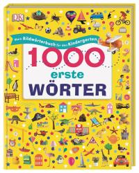 Coverbild 1000 erste Wörter, 9783831039371