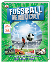 Coverbild Fußball verrückt, 9783831039395