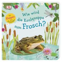 Coverbild Wie wird die Kaulquappe zum Frosch?, 9783831039418