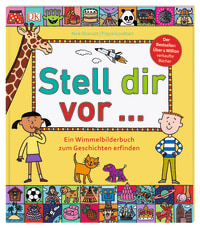 Coverbild Stell dir vor ... von Pippa Goodhart, Nick Sharratt, 9783831039425