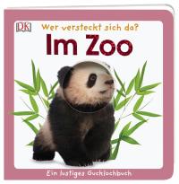 Coverbild Wer versteckt sich da? Im Zoo von Sandra Grimm, 9783831039470
