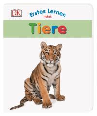 Coverbild Erstes Lernen mini. Tiere, 9783831039500