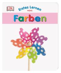 Coverbild Erstes Lernen mini. Farben, 9783831039517