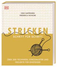 Coverbild Stricken Schritt für Schritt von Vikki Haffenden, Frederica Patmore, 9783831039548