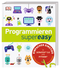 Coverbild Programmieren supereasy von Carol Vorderman, Jon Woodcock, 9783831039616