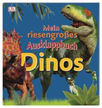 Coverbild Mein riesengroßes Ausklappbuch. Dinos, 9783831039715