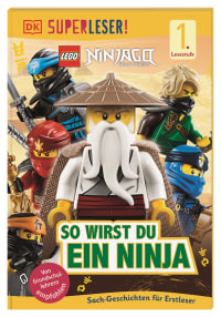 Coverbild SUPERLESER! LEGO® NINJAGO® So wirst du ein Ninja, 9783831039753