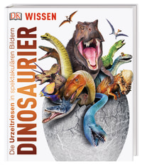 Coverbild Wissen. Dinosaurier, 9783831040063