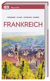 Coverbild Vis-à-Vis Reiseführer Frankreich, 9783734202346