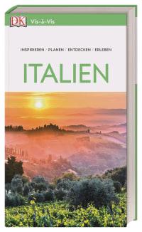 Coverbild Vis-à-Vis Reiseführer Italien, 9783734202353