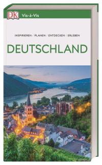Coverbild Vis-à-Vis Reiseführer Deutschland, 9783734202360