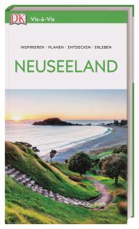 Coverbild Vis-à-Vis Reiseführer Neuseeland, 9783734202407