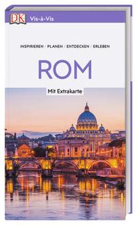 Coverbild Vis-à-Vis Reiseführer Rom, 9783734202445