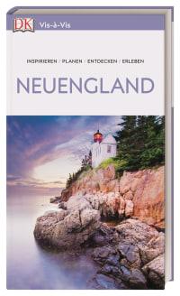 Coverbild Vis-à-Vis Reiseführer Neuengland, 9783734202469