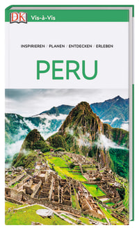 Coverbild Vis-à-Vis Reiseführer Peru, 9783734202506