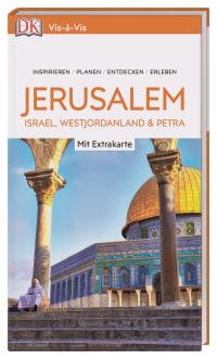 Coverbild Vis-à-Vis Reiseführer Jerusalem.Israel, Westjordanland & Petra, 9783734202513
