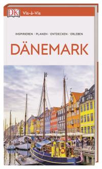 Coverbild Vis-à-Vis Reiseführer Dänemark, 9783734202520