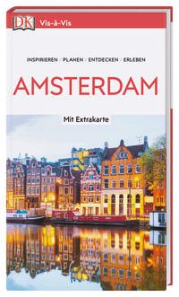 Coverbild Vis-à-Vis Reiseführer Amsterdam, 9783734202537