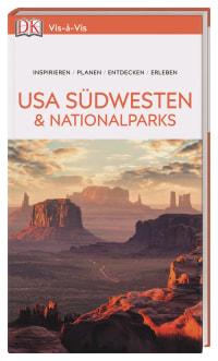Coverbild Vis-à-Vis Reiseführer USA Südwesten & Nationalparks, 9783734202551