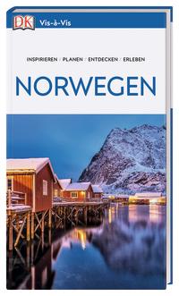 Coverbild Vis-à-Vis Reiseführer Norwegen, 9783734202568