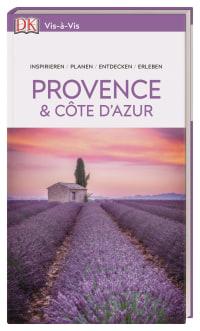 Coverbild Vis-à-Vis Reiseführer Provence & Côte d'Azur, 9783734202599