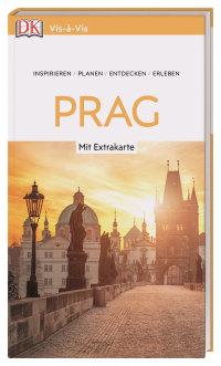 Coverbild Vis-à-Vis Reiseführer Prag, 9783734202605